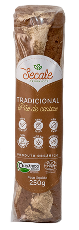 Pão Centeio Tradicional - Secale