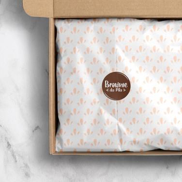 brownie da pita