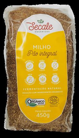 Pão Integral Milho - Secale