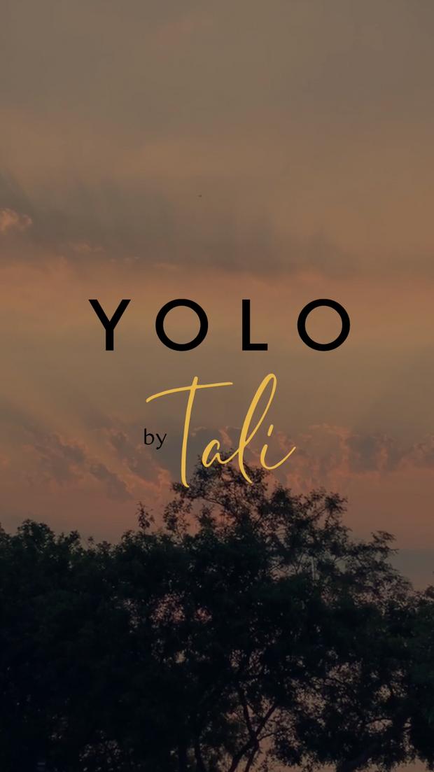 Yolo by Tali Ramos