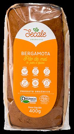 Pão de Mel Bergamota - Secale