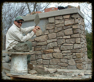 Master Ctaftsman Bill Sargent - Masonry Chimney