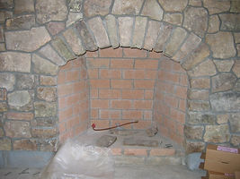 Masonry-Fireplace Box