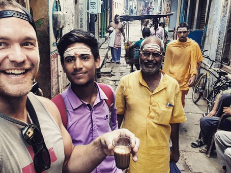 What I learned from 5 weeks in India.