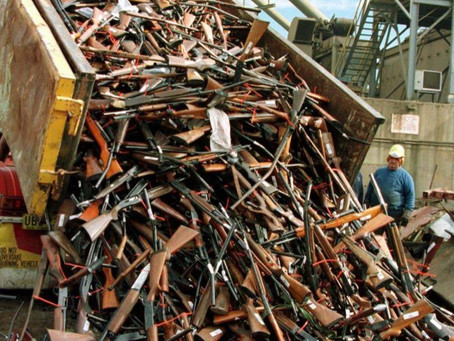 Yes, in Australia criminals still have guns... but...