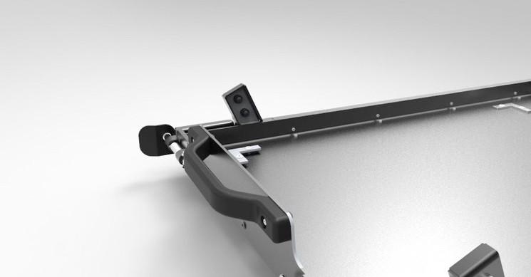 Tilting Fridge Slide