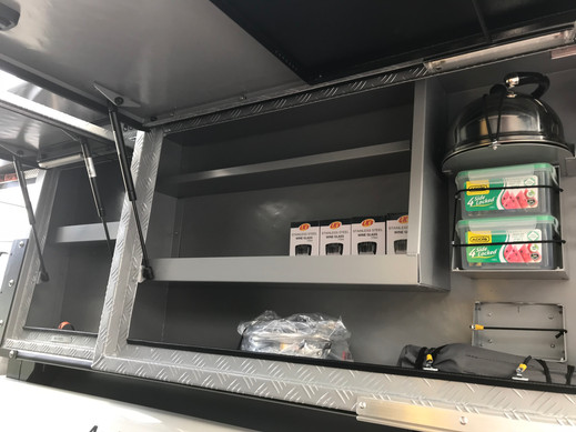 Kitchen & Grocery Cupboard