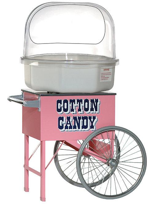 Cotton Candy Machine w/ Bubble Top