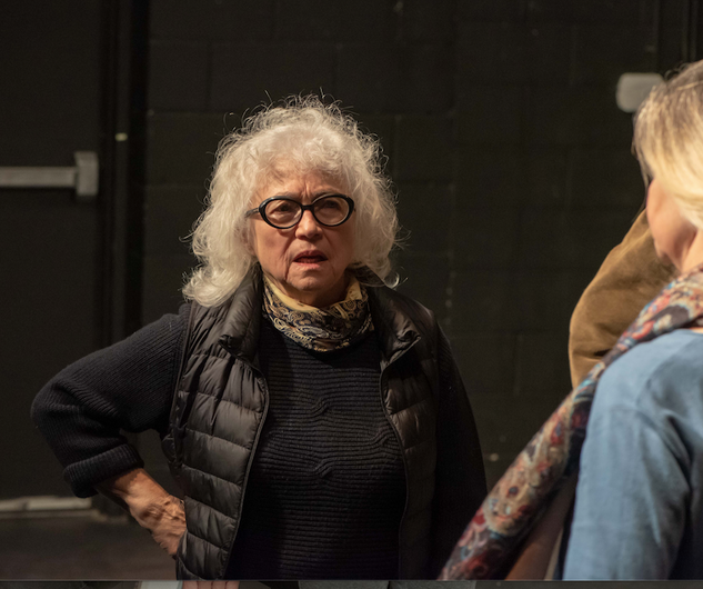 Director Janet Irwin