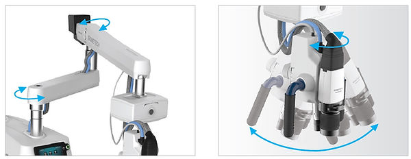 voms-100 Surgical microsope