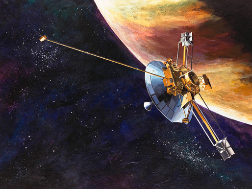 NASA sent it's Pioneer Probes 50 years ago