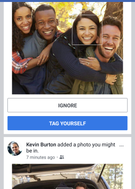 Now you can know when someone uploads Your Photo on Facebook