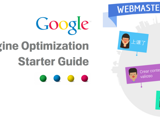 New Revamped Search Engine Optimization Guide from Google