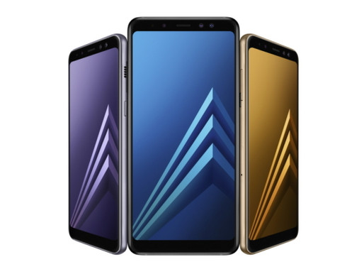 Samsung introduces new Galaxy A8 and A8+ with Infinity Display