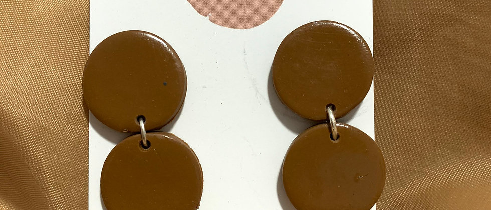 The Drops in Chocolate Brown