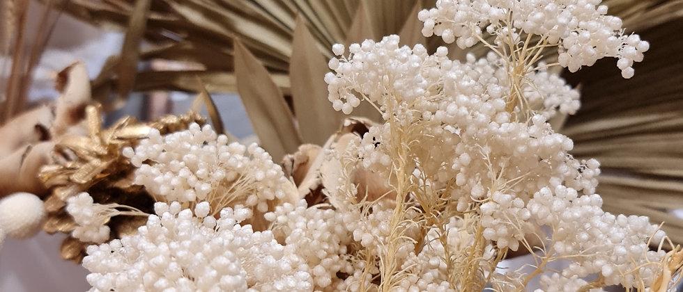 Dried Rice flower bunch