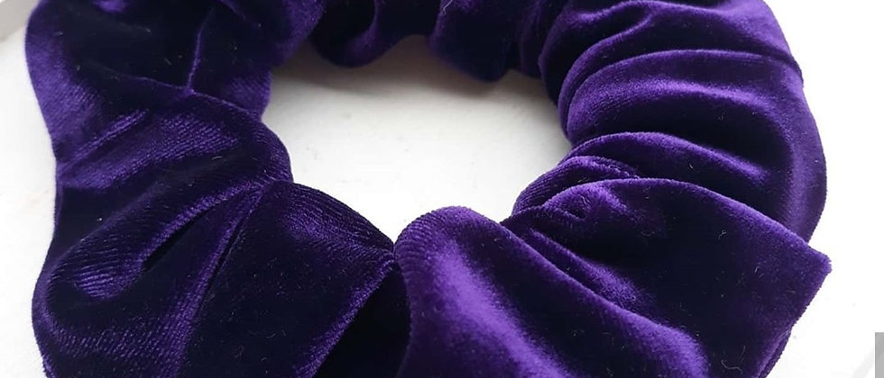 Sienna's Scrunchies - Majestic Velvet