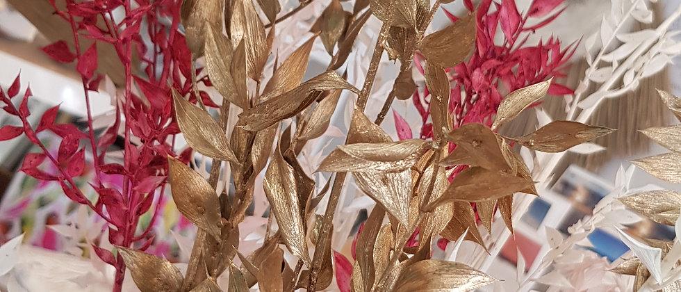 Dried Gold fern