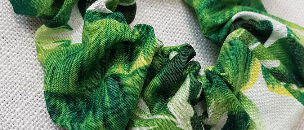 Sienna's Scrunchies - Plant print