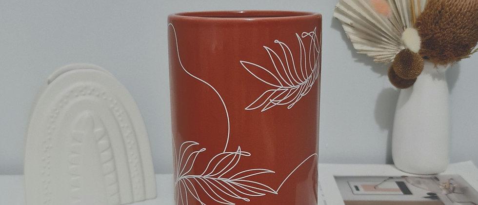 Botanical Lines Vase