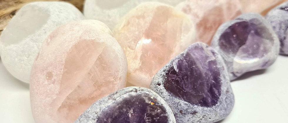 (A) Amethyst Seer Stone