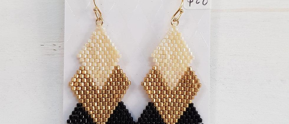 Petit Jewelry Earrings - 3 tier