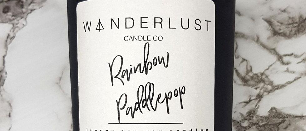 Rainbow Paddlepop