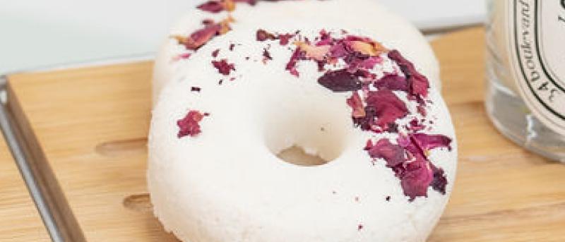 Doughnut Bath Bomb