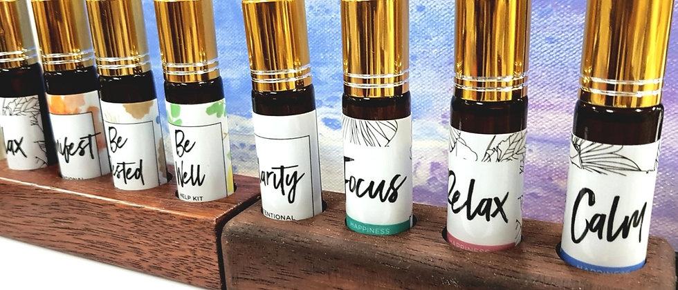 calm- 100% essential oil roller blend