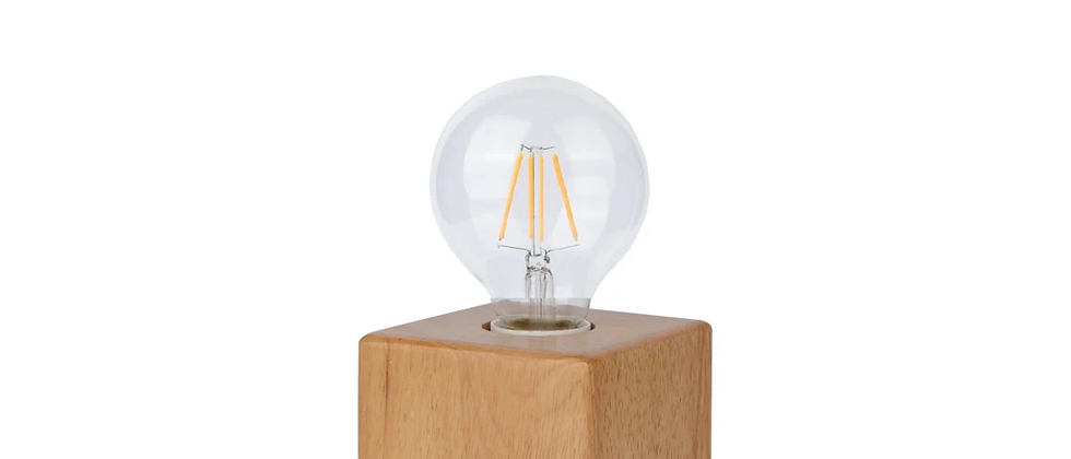 TLC Edison Cube Lamp