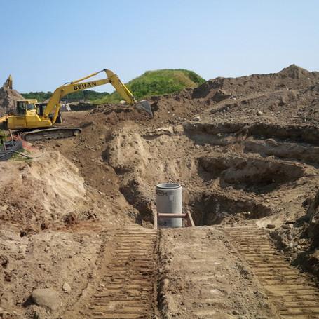 Parklands Sanitary Sewer Trunk Line