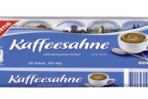 Kaffeesahne, 20 Einzelportionen a 20g