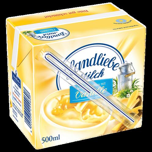 Milch Shake mit Vanille