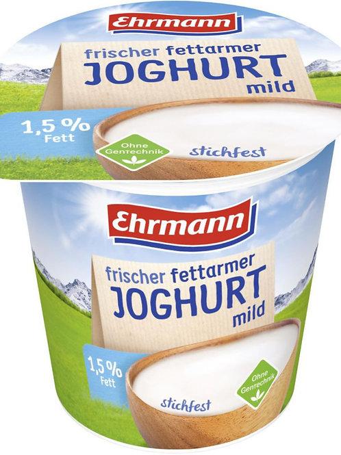 Naturjoghurt mild und fettarm, 150g