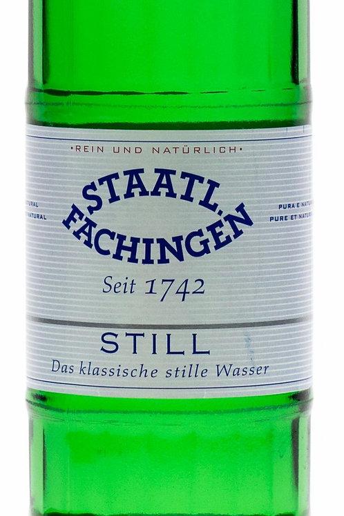 Mineralwasser still, staatlich Fachingen, 0,75l