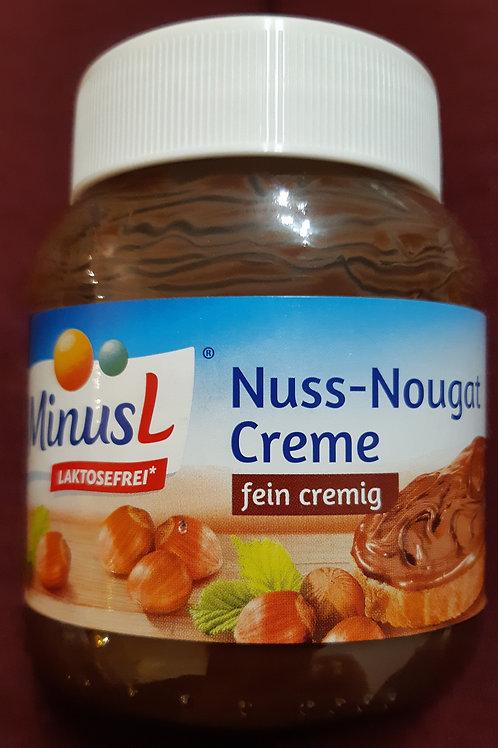 Nuss-Nougat-Creme laktosefrei, 400g
