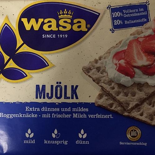Knäckebrot WASA Mjölk, 230g