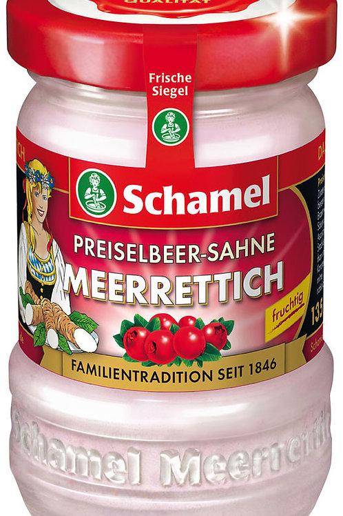 Meerrettich Preiselbeer-Sahne, 135g
