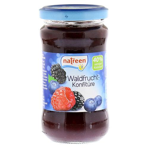 Marmelade mit Waldfrucht ohne Zuckerzusatz, 225g