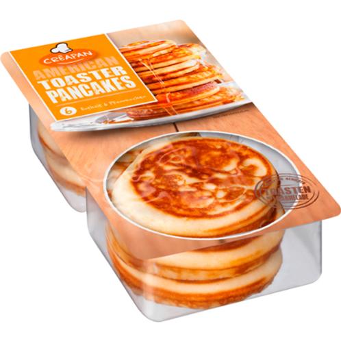 Pancakes zum toasten, 300g