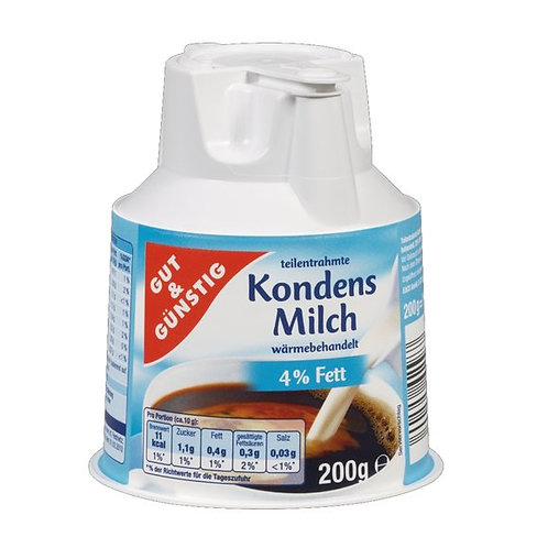 Kondensmilch, 200g