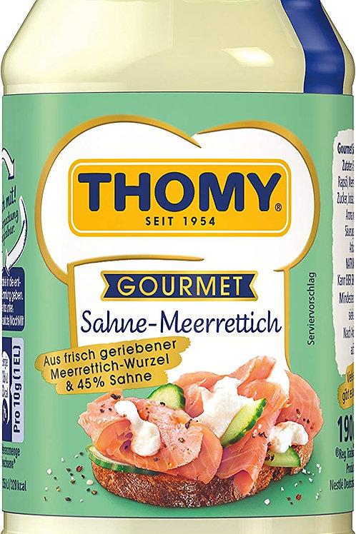 Sahne-Meerrettich Gourmet, 140g