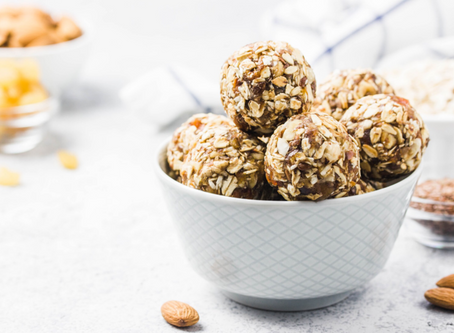 Heavenly Hemp Protein Balls - 100% Plant based.