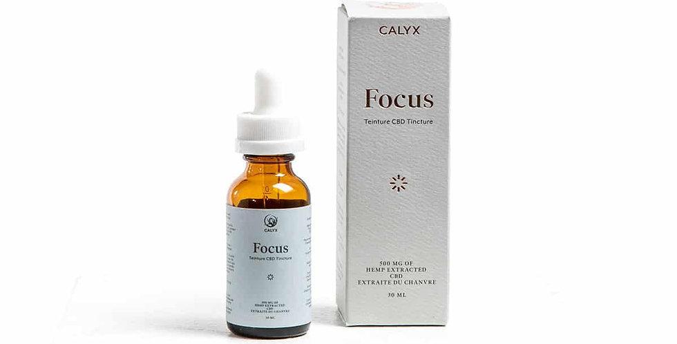 Calyx Focus Tincture