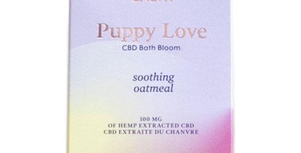 Calyx Puppy Love Bath Bloom