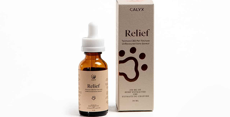 Calyx Relief For Pets