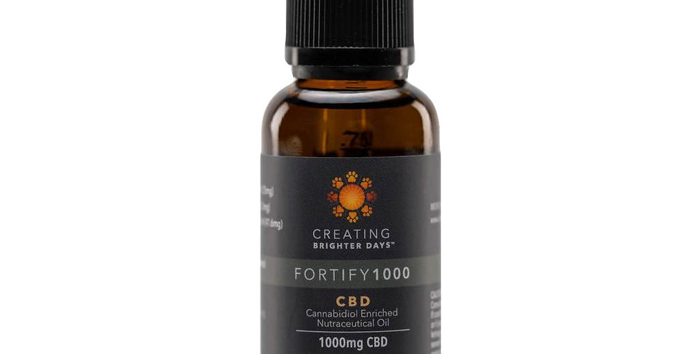 Creating Brighter Days Fortify - 1000