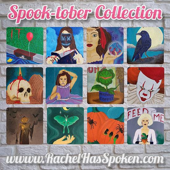 Spook-tober Series