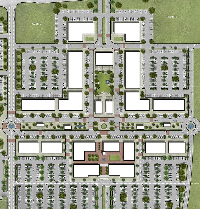 District West Site Plan