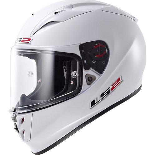 LS2 FF323 Arrow R Evo Solid Gloss white